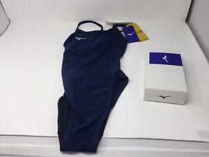 MIZUNO Competitive Swimsuit Training Ladies Exer Suit New Size 20