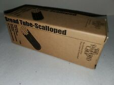 Pampered Chef Bread Tube Scalloped Brand New # 1565  Free Shipping