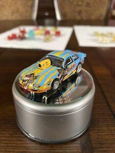 Nitro Fish Slot Car Auto World Slot Car Pro Stock NHRA AW AFX Aurora like runs