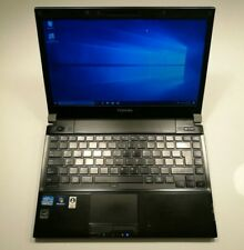 Toshiba Portege R830 - 1JD i5-2520M CPU 2x2.50GhZ 4GB RAM 320GB Laptop Notebook
