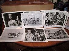 "Verdi's ""Aida"" Lot of 14 Black & White Glossy Photos *Copyright 1954"