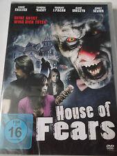 House of Fears - Horror Geisterbahn, Tod, Schrecken, Angst, Albtraum, C. English