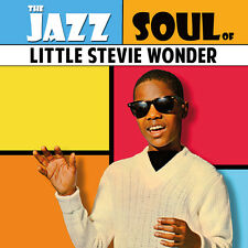 CD The Jazz Soul of Little Stevie Wonder