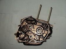 HONDA NX250  NX 250  OEM   RIGHT ENGINE CASE   NICE SHAPE  1988 1989 1990