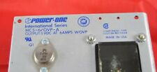 Power One International Series HB5-6/OVP-A  Component Power Supply W5B32
