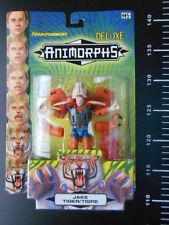 Transformers Animorphs Beast Wars Jake Tiger Deluxe