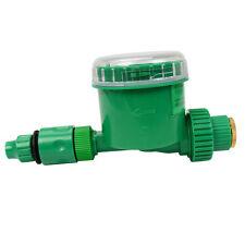 Bewässerungsuhr manuell Wasser Zeitschaltuhr für Garten Rasensprenger