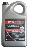 ATF DEXRON 2 II AUTOMATIC TRANSMISSION FLUID 4.54 LITRES OPTILUBE