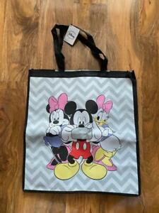BRAND NEW OFFICIAL PRODUCT - MICKEY MOUSE & FRIENDS SHOPPER BAG