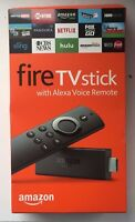 Amazon Fire TV Stick with Alexa Voice Remote Newest Generation Brand New Sealed