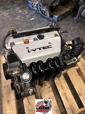 2002-2005 HONDA CIVIC SI 2.0L DOHC I-VTEC 4 CYLINDER ENGINE JDM K20A EP3
