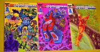 Transformers VS G.I.Joe Scioli Trade Paperback All 3 Volumes IDW