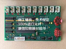 00.781.4084 LVM-2 Pump drive plate KLM4 drive signal board for Heidelberg #Q6 ZX