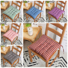 Indoor Floor Cushion Kitchen Office Chair Seat Pads Pastoral Style Home Decor