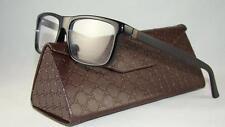 GUCCI GG 1074 KUN Black Unisex Glasses Eyeglasses Frames Size 53-16-140