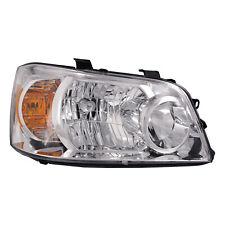 New Pair Set Headlight Headlamp Lens Assembly for 07 Toyota Highlander /& Hybrid