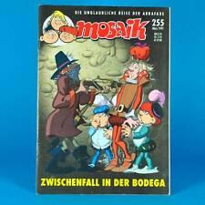 Mosaico Abrafaxe 255 | marzo 1997 | DDR DA COLLEZIONE c1 | tra caso nella Bodega