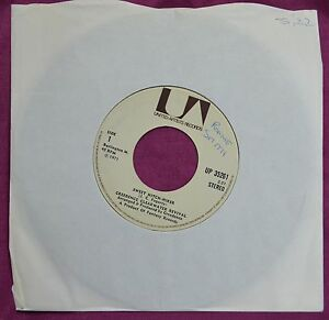 Creedence Clearwater Revival Sweet Hitch-Hiker 17.8cm UP 35261 Matrix A1/B1 –
