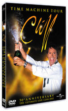 Cliff Richard - 50th Anniversary Time Machine Tour Dvd New & Factory Sealed