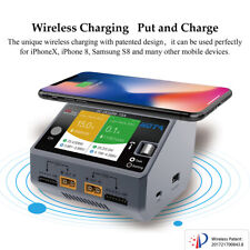 HOTA D6 Balance Charger Powerful Smart Dual Charger/Discharger Wireless Charging