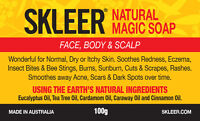ECZEMA/PSORIASIS/RASH/ITCHY/DRY SKIN RELIEF-Soap-Natural Herbal Remedy