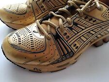 Asics Gel Kinsei Tokyo Japan Marathon PROTOTYPE Laser Etched GOLD GOLD Sz. 9 NEW