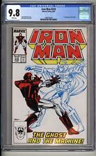 Iron Man 219 - 1st Ghost from Ant-Man - CGC 9.8 White