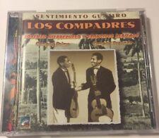 Sentimiento Guajiro by Duo los Compadres (CD, Jun-1999, Tumbao Cuban Classics)