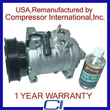 R57100 AC Compressor For Chrysler Dodge Plymouth 1 year Warranty