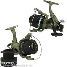 1 New Lineaeffe Commando 40 Camo Free Spool Carp Coarse Runner Reel Spare Spool