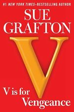 V is for Vengeance: A Kinsey Millhone Novel by Sue Grafton