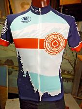 ASPEN BREWING COMPANY Cycling Jersey X Small Italy Bike XS VERMARC FULL ZIP RACE
