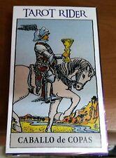 Rider Tarot Deck 78 Cards Full Color Brand New instrucciones incluidas !!