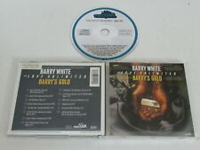BARRY WHITE AND LOVE UNLIMITED/BARRY'S GOLD(POLYSTAR 832 142-2)CD ALBUM
