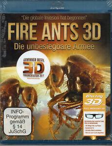 FIRE ANTS - 3D Blu-Ray Disc
