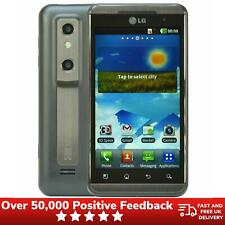 "LG Optimus 3D P920 Unlocked 3G 8GB 4.3"" Inch SIM Free Android Smartphone - Black"