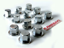 1973 Kawasaki CYLINDER HEAD NUTS bolt nut - z1 kz900 - exact fitment for 73