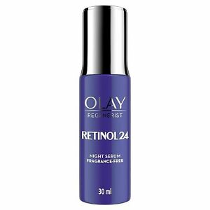 Olay Night Serum - Regenerist Retinol 24 Moisturiser - 30ml | Smooth skin