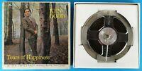 KEN DODD - TEARS OF HAPPINES - 1965 - BOBINA 7 POLLICI - REEL - RARE