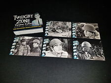 Twilight Zone Series 3 Shadows and Substance Complete 72 Card Base Set + Wrapper