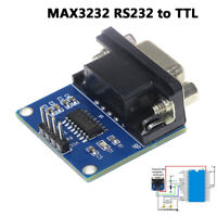 MAX3232 RS232 To TTL Serial port Module Board Modules for STM32 STC NEC NXP