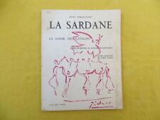 La SARDANE - la danse des Catalans - Henry Pépratx Saisset - 1961