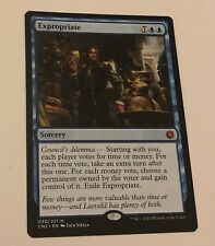 Magic the Gathering MTG Expropriate Mythic Mint