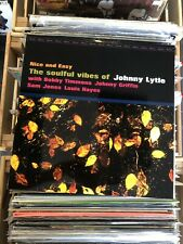Johnny Lytle 'Nice And Easy: Soulful Vibes Of...' Reissue Jazz LP