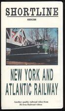 New York and Atlantic Railway / VHS Tape / Free Shipping / NYA NY&A