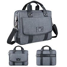 "13.3""14"" Laptop Notebook Carrying Messenger Shoulder Bag Case Briefcase Handbag"