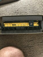 Athearn Trains Chicago & Northwestern EMD SD7 1663 DCC ADD:63 Model Train Mint