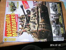 Vehicules Militaires n°57 Dodge WC 55 Sturmtiger d'Oberemt Tracteurs M-26A1