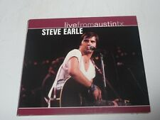 Steve Earle - Live From Austin TX (Live Recording, 2004)