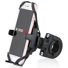 Wicked Chili Fahrrad / Roller / Lenker-Halterung mit Sicherungsband für Apple